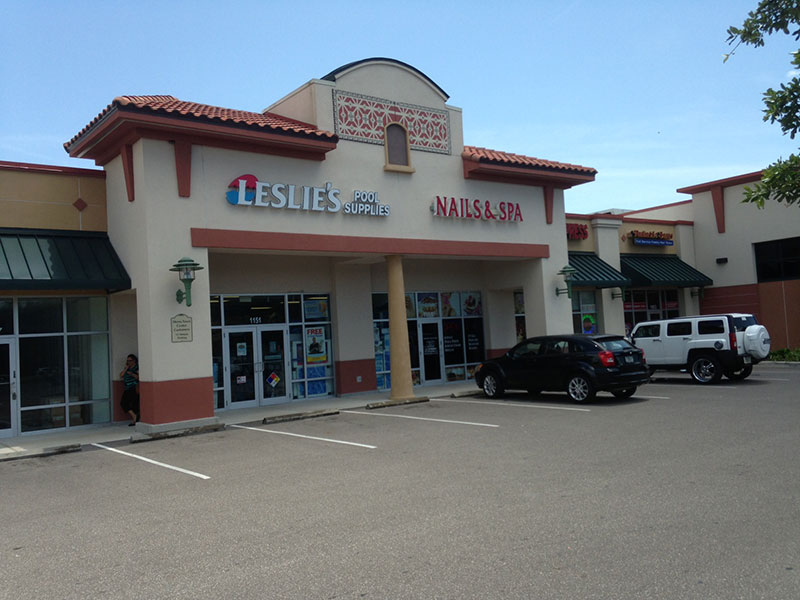 Leslie's Pool Supply | Nails & Spa