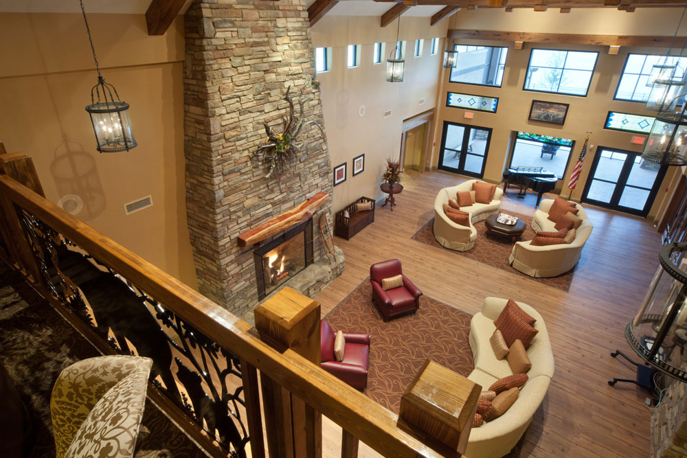 Osprey Lodge at Lakeview Crest