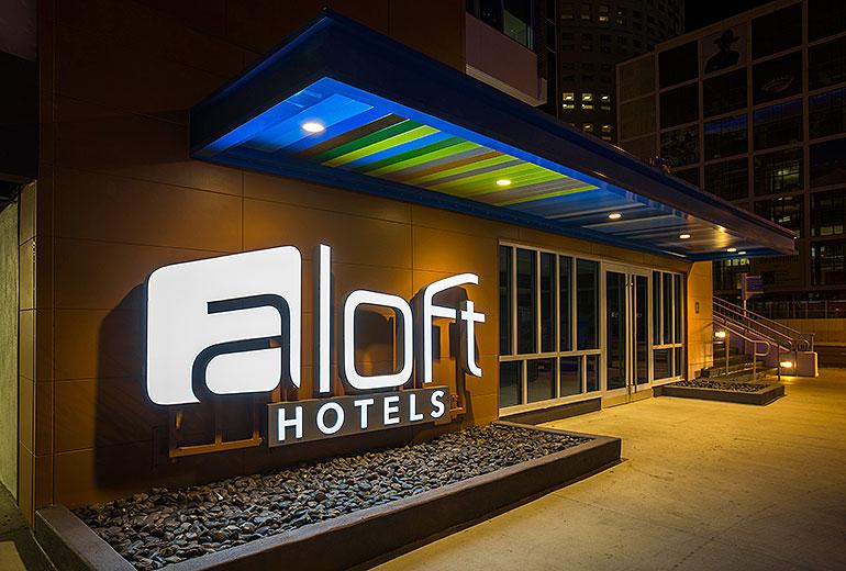 Aloft Tampa