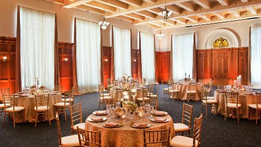 Le Meridien Ballroom