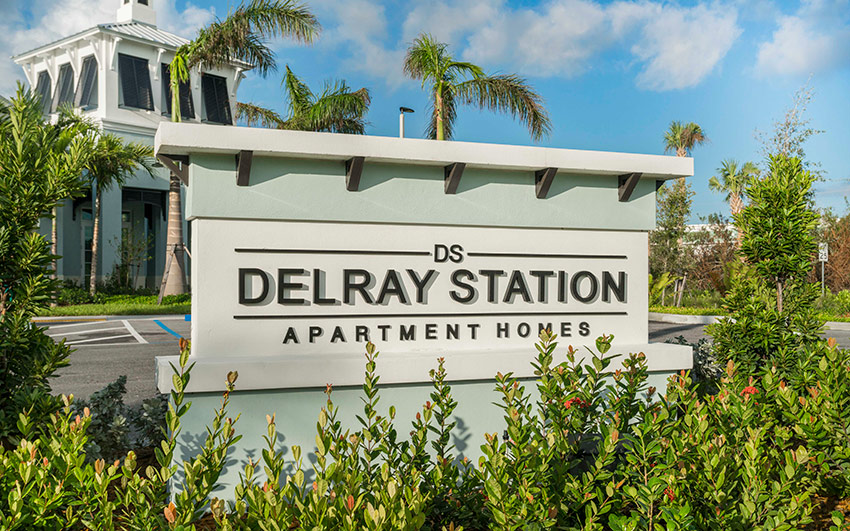 Delray Station
