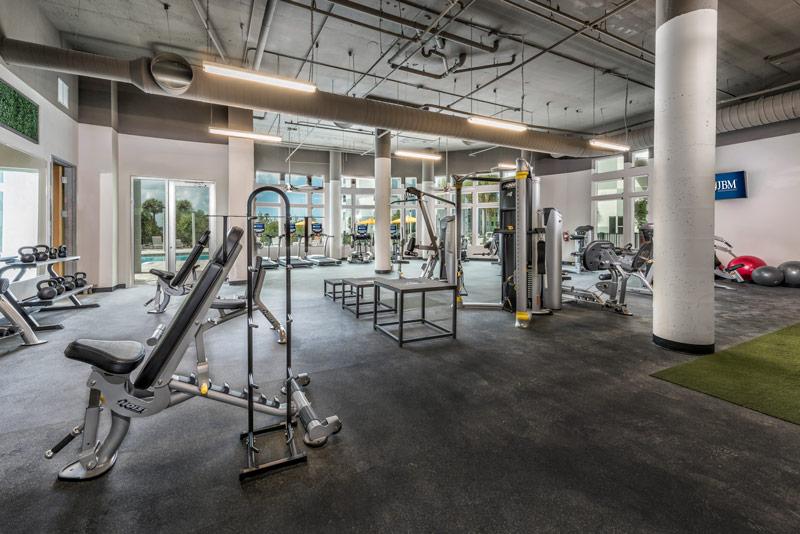 The Nolen | Fitness Center