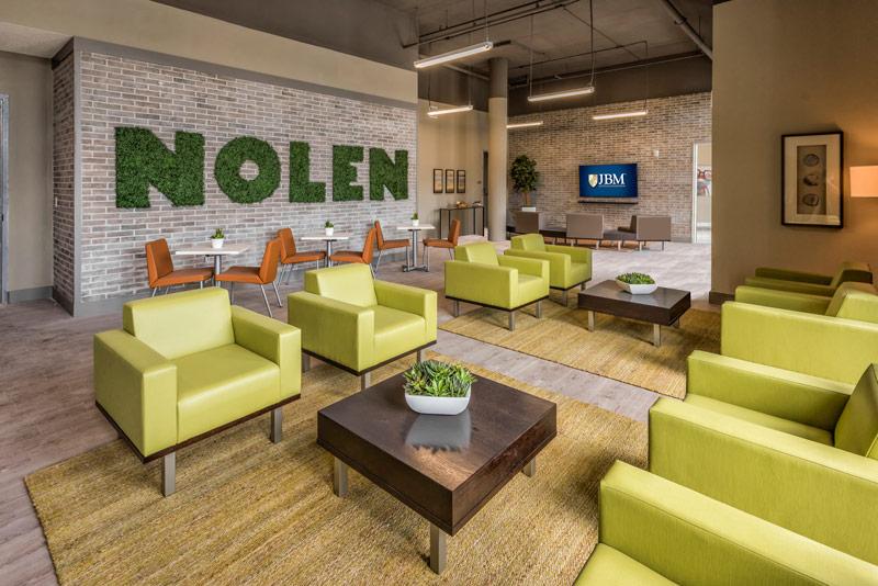 The Nolen | Lobby