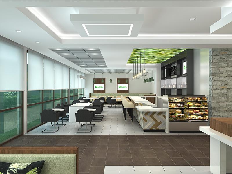 Wyndham Garden Ft. Lauderdale Airport | Lobby