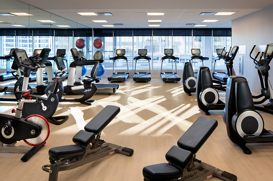Le Méridien Houston | Fitness Center