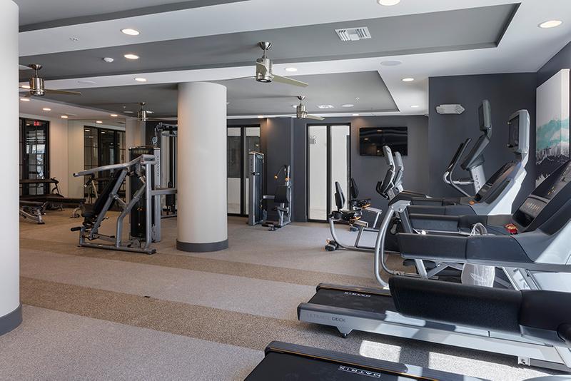500 Ocean | Fitness Center